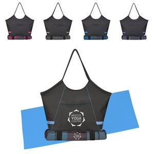 Yoga Gym Bag With Mat